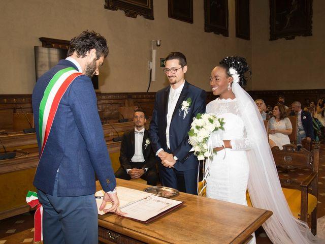 Il matrimonio di Jared e Petra a Prato, Prato 313
