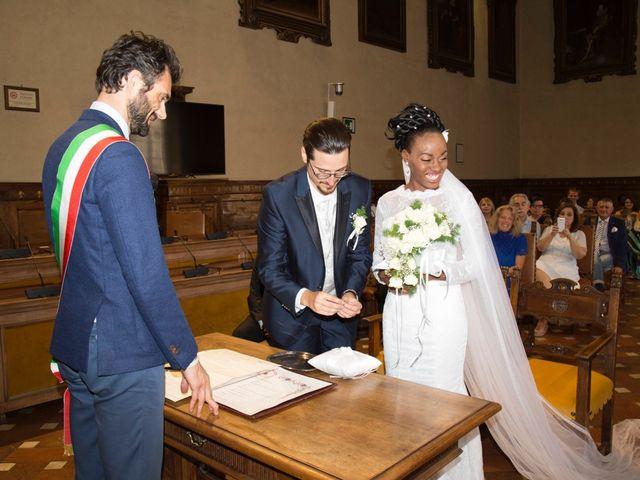 Il matrimonio di Jared e Petra a Prato, Prato 316