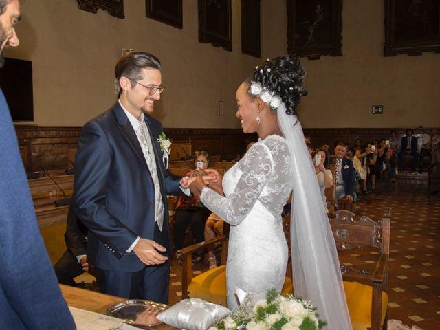 Il matrimonio di Jared e Petra a Prato, Prato 320