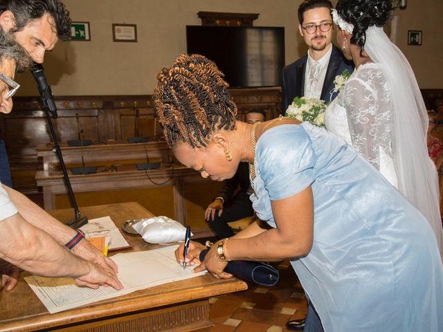 Il matrimonio di Jared e Petra a Prato, Prato 325
