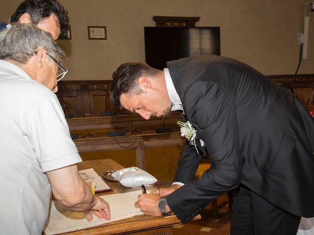 Il matrimonio di Jared e Petra a Prato, Prato 326