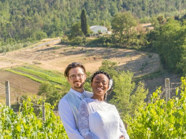 Il matrimonio di Jared e Petra a Prato, Prato 344