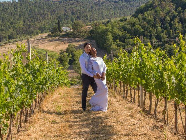 Il matrimonio di Jared e Petra a Prato, Prato 347
