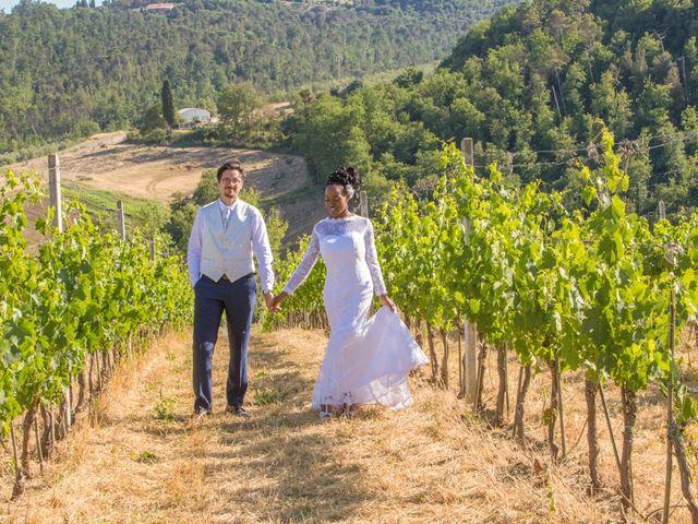 Il matrimonio di Jared e Petra a Prato, Prato 348
