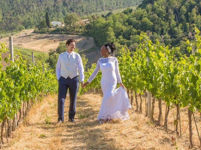 Il matrimonio di Jared e Petra a Prato, Prato 349