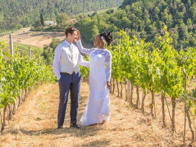 Il matrimonio di Jared e Petra a Prato, Prato 350