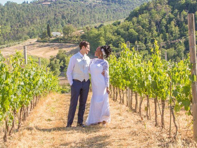 Il matrimonio di Jared e Petra a Prato, Prato 351