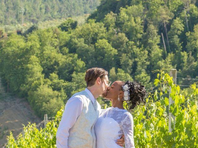 Il matrimonio di Jared e Petra a Prato, Prato 353