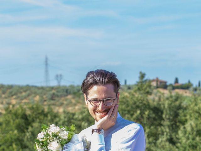 Il matrimonio di Jared e Petra a Prato, Prato 364