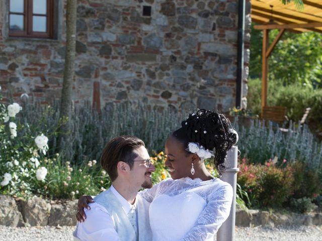 Il matrimonio di Jared e Petra a Prato, Prato 378