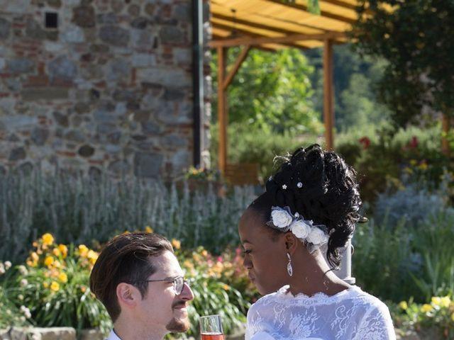 Il matrimonio di Jared e Petra a Prato, Prato 381