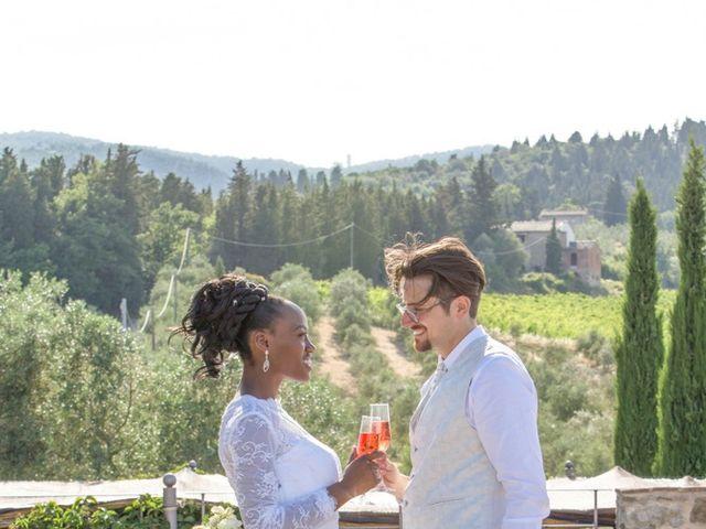 Il matrimonio di Jared e Petra a Prato, Prato 382