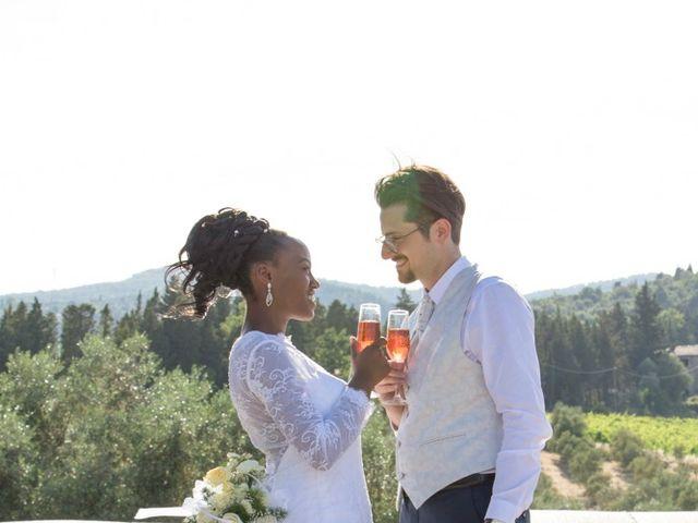 Il matrimonio di Jared e Petra a Prato, Prato 383