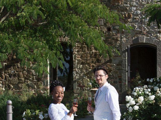 Il matrimonio di Jared e Petra a Prato, Prato 386