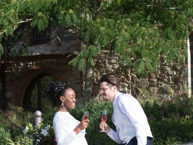 Il matrimonio di Jared e Petra a Prato, Prato 387