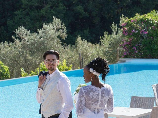 Il matrimonio di Jared e Petra a Prato, Prato 393