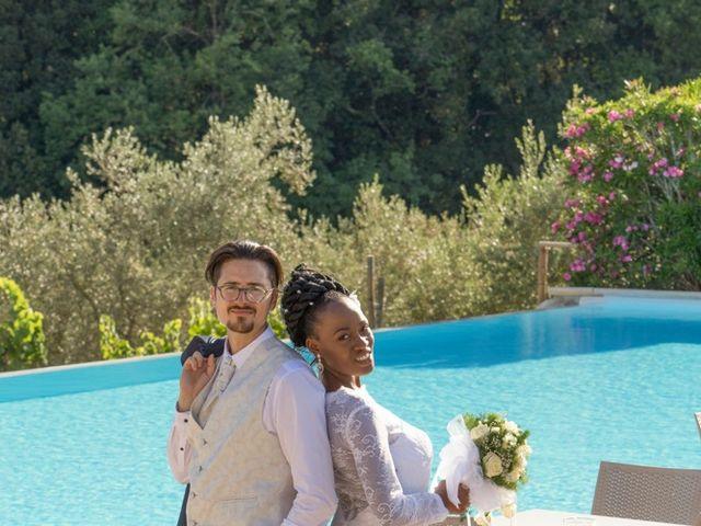 Il matrimonio di Jared e Petra a Prato, Prato 394