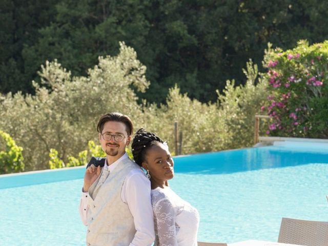 Il matrimonio di Jared e Petra a Prato, Prato 395