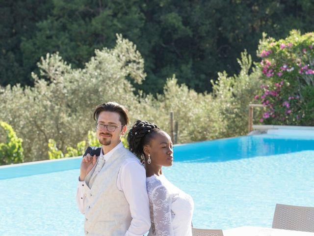 Il matrimonio di Jared e Petra a Prato, Prato 397