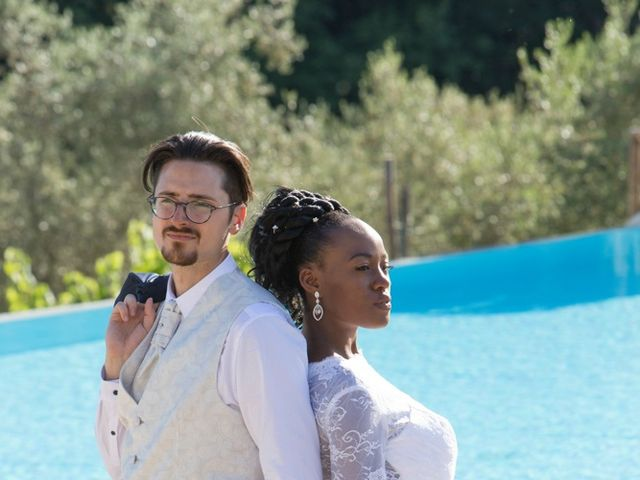 Il matrimonio di Jared e Petra a Prato, Prato 398