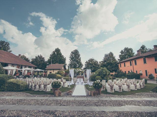 Il matrimonio di Federica e Ilenia a Milano, Milano 34