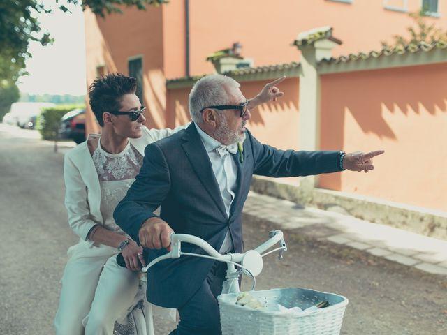 Il matrimonio di Federica e Ilenia a Milano, Milano 37