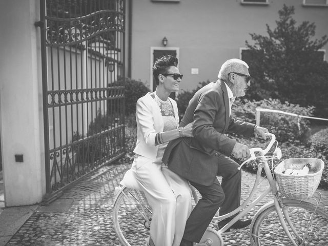 Il matrimonio di Federica e Ilenia a Milano, Milano 38