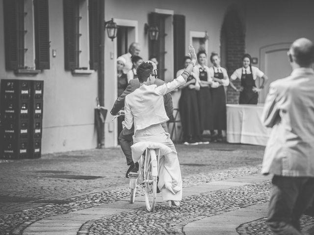 Il matrimonio di Federica e Ilenia a Milano, Milano 40
