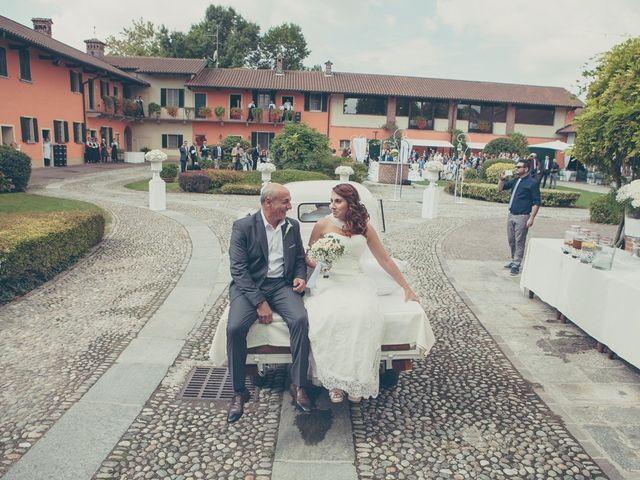 Il matrimonio di Federica e Ilenia a Milano, Milano 45