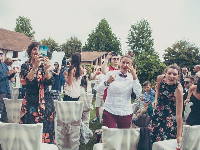 Il matrimonio di Federica e Ilenia a Milano, Milano 48