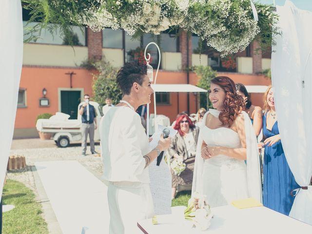 Il matrimonio di Federica e Ilenia a Milano, Milano 50