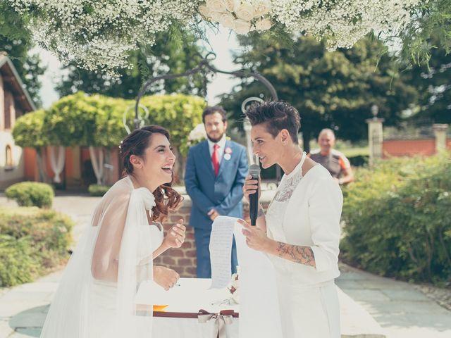 Il matrimonio di Federica e Ilenia a Milano, Milano 52