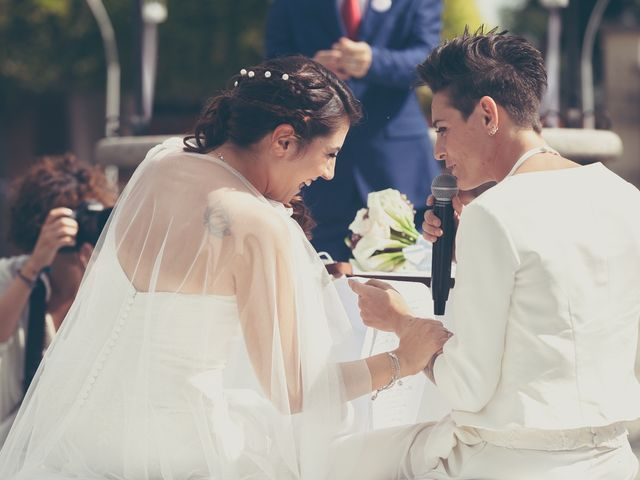 Il matrimonio di Federica e Ilenia a Milano, Milano 53