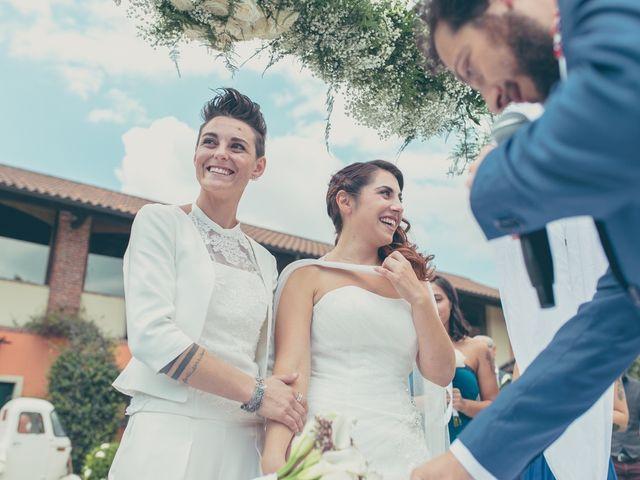 Il matrimonio di Federica e Ilenia a Milano, Milano 56