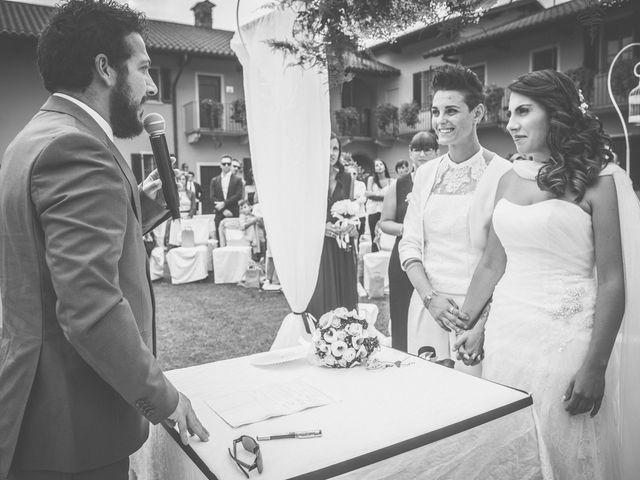 Il matrimonio di Federica e Ilenia a Milano, Milano 59