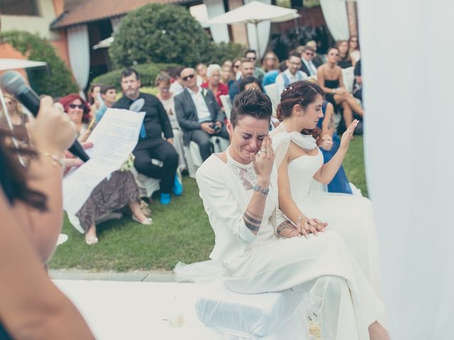 Il matrimonio di Federica e Ilenia a Milano, Milano 63