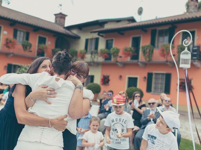 Il matrimonio di Federica e Ilenia a Milano, Milano 65