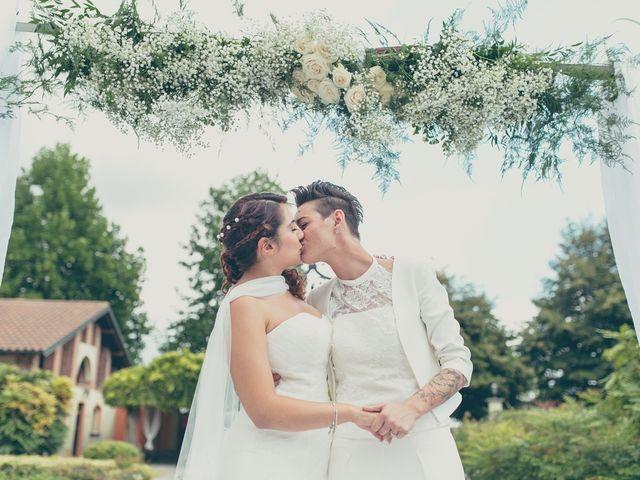 Il matrimonio di Federica e Ilenia a Milano, Milano 1