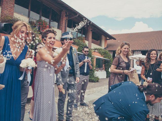 Il matrimonio di Federica e Ilenia a Milano, Milano 69