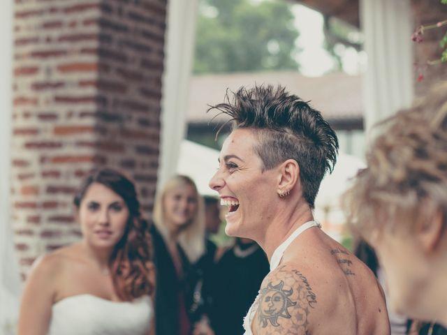 Il matrimonio di Federica e Ilenia a Milano, Milano 81