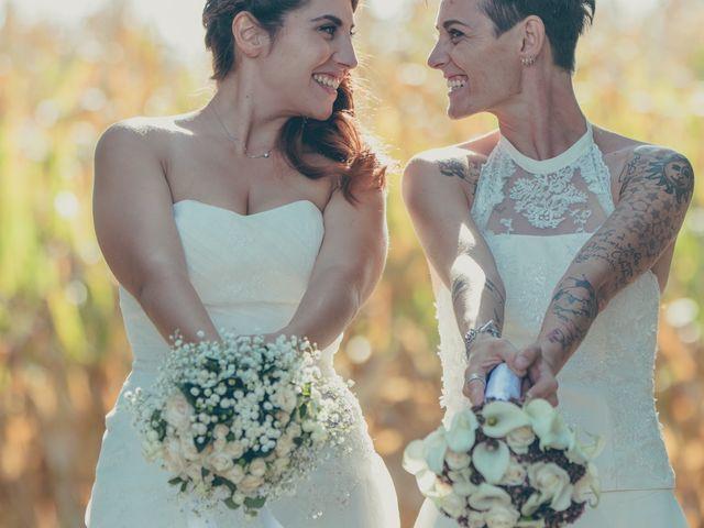 Il matrimonio di Federica e Ilenia a Milano, Milano 100