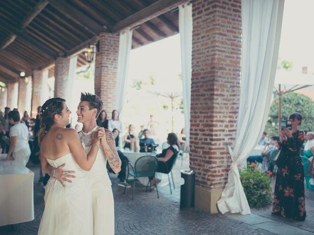 Il matrimonio di Federica e Ilenia a Milano, Milano 106