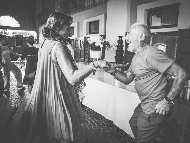 Il matrimonio di Federica e Ilenia a Milano, Milano 112
