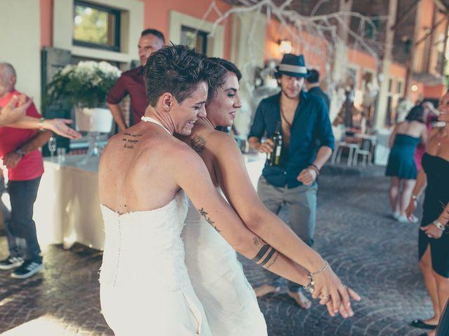 Il matrimonio di Federica e Ilenia a Milano, Milano 118
