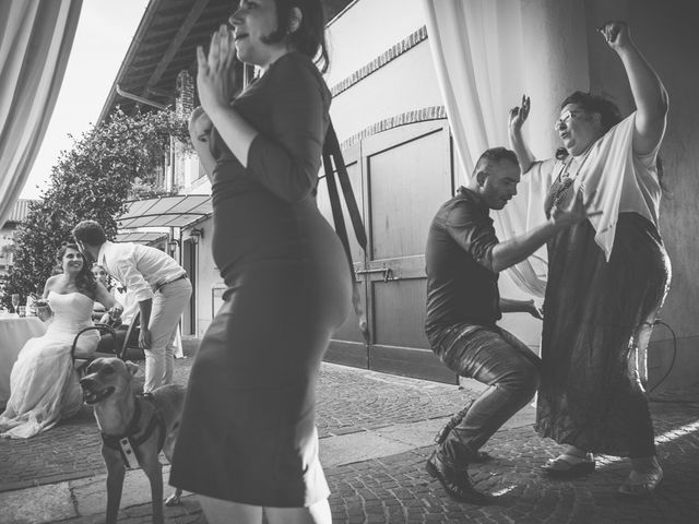 Il matrimonio di Federica e Ilenia a Milano, Milano 121