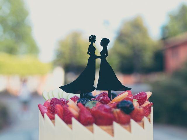 Il matrimonio di Federica e Ilenia a Milano, Milano 124