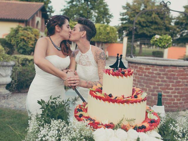 Il matrimonio di Federica e Ilenia a Milano, Milano 125