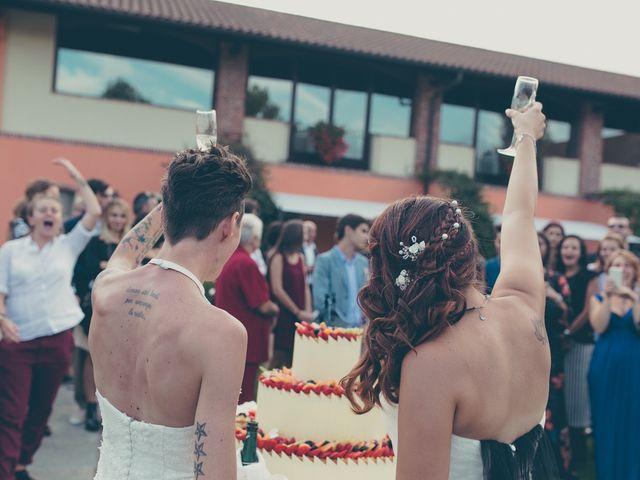 Il matrimonio di Federica e Ilenia a Milano, Milano 127