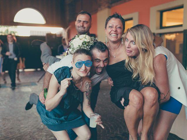 Il matrimonio di Federica e Ilenia a Milano, Milano 132