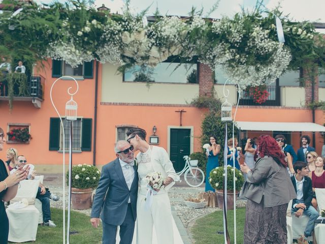 Il matrimonio di Federica e Ilenia a Milano, Milano 137